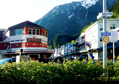 hotel in downtown juneau alaska