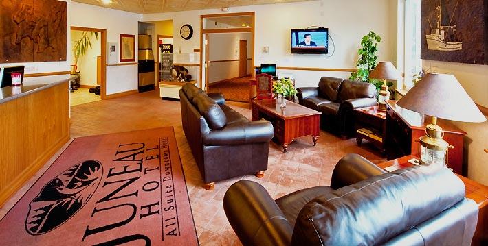juneau hotel stay