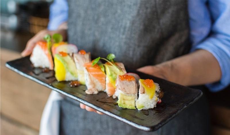 sushi Juneau