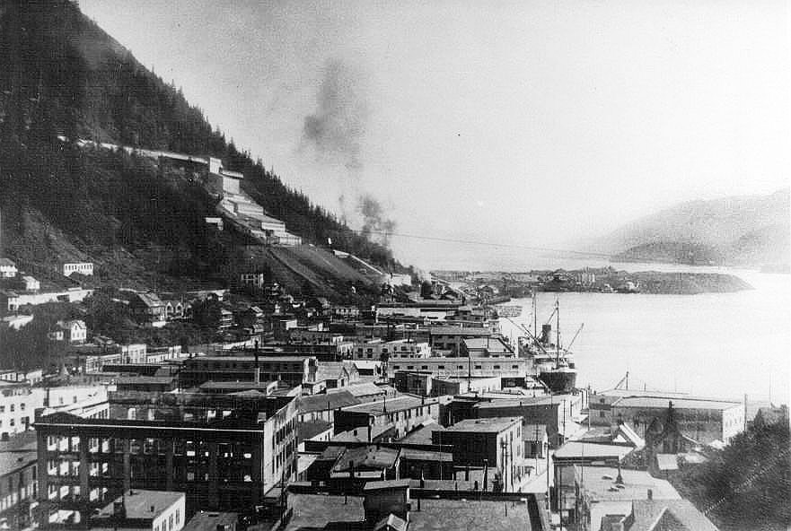 lodging in Juneau history