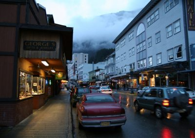 juneau night life