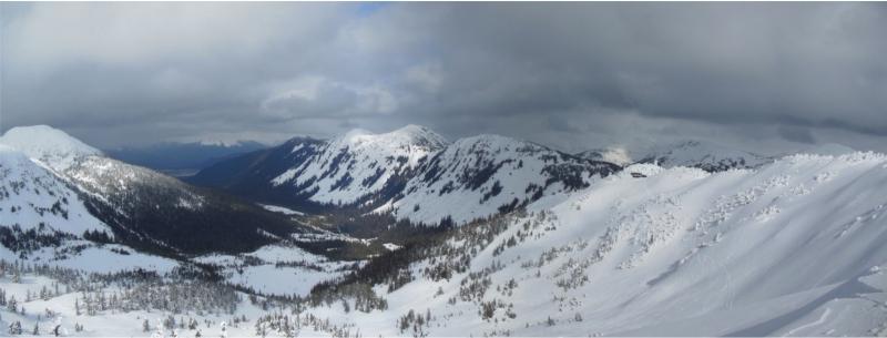 skiing in juneau