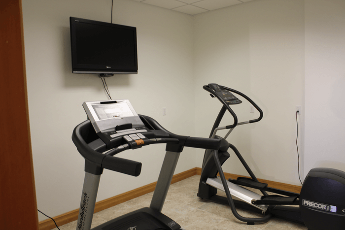 hotel amenities fitness