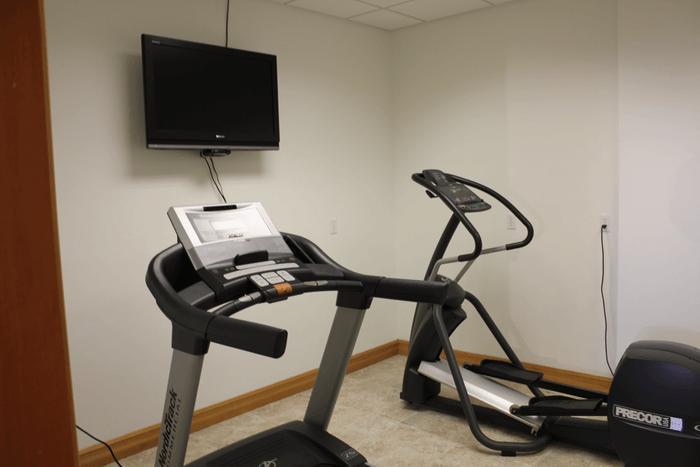hotel amenities fitness