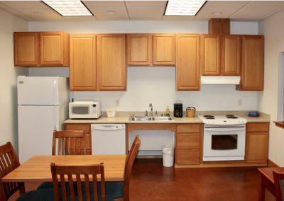 hotel amenities kitchen