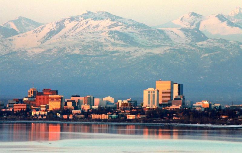 anchorage trip alaska