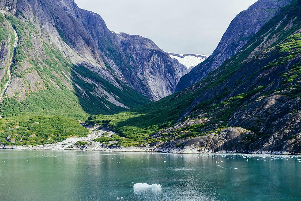tracy arm fjord alaska