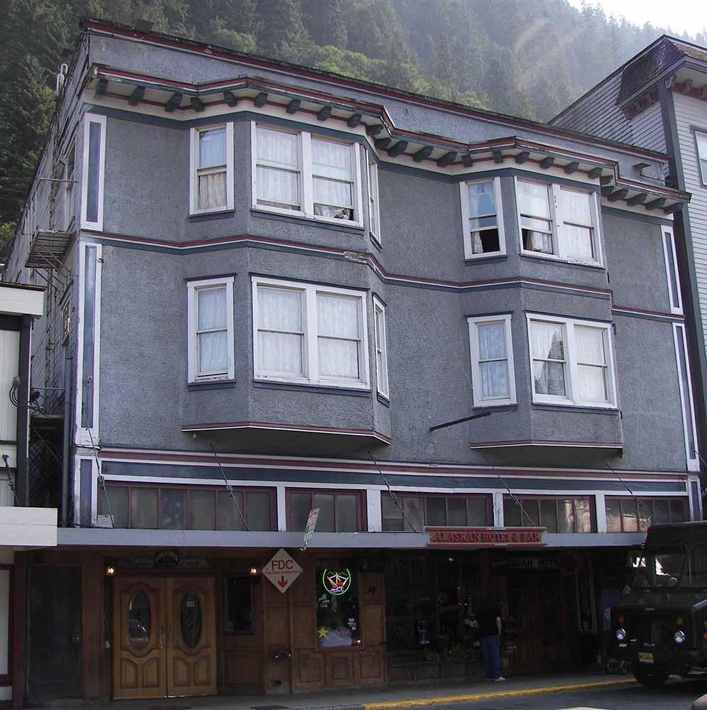 The Alaskan Hotel & Bar
