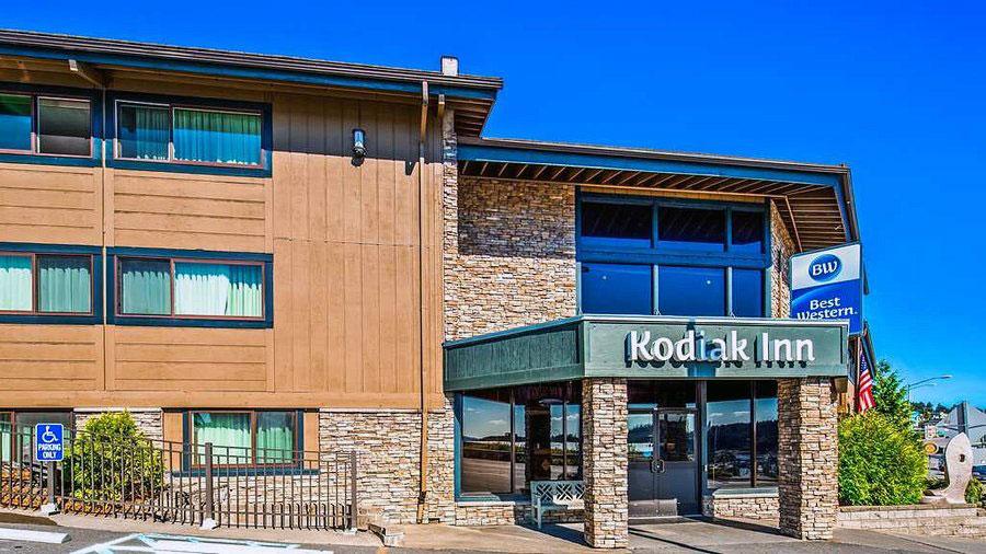 best western kodiak inn convention center