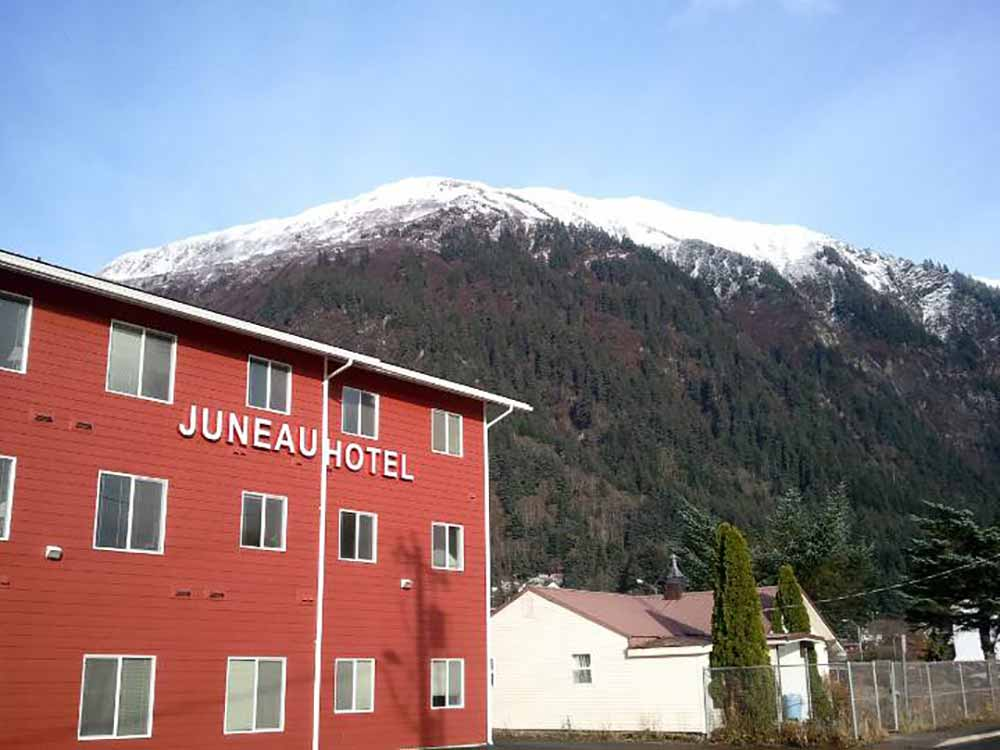 juneau best hotel